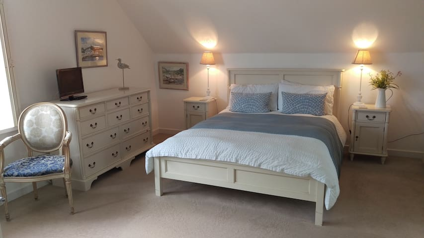 Double Ensuite Room, Charlestown - Saint Austell - Hus