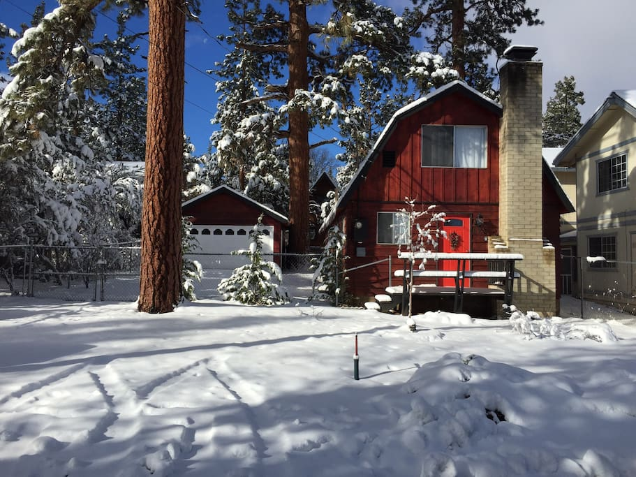 Cozy charming big bear cabin 3br cabins for rent in for Big bear cabins california