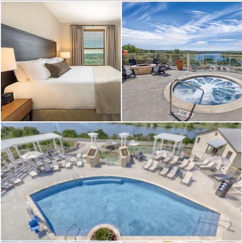 2 Bed Wyndham Marble Falls, TX