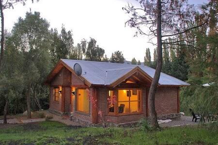Cozy houses in the Andes, El Bolson, Patagonia - El Bolsón - บ้าน