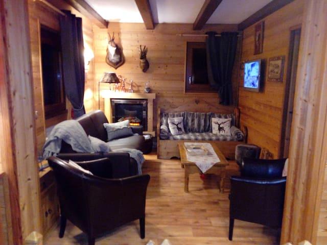 Très bel appartement avec terrasse - Megève - Apartment