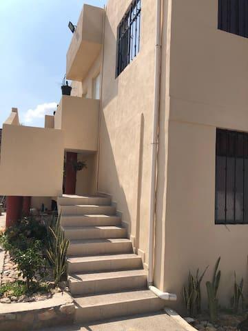 Habitaciones Nuevo Capulín