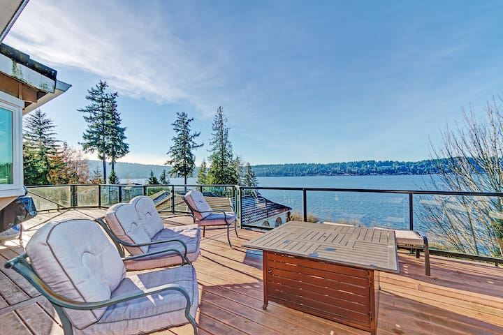Amazing Panorama Lake View - Sammamish - Haus
