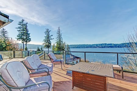 Amazing Panorama Lake View - 瑟馬米甚(Sammamish) - 獨棟