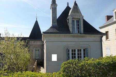 Gite de charme 3 ***en bord de Loire  6  pers. - Bréhémont