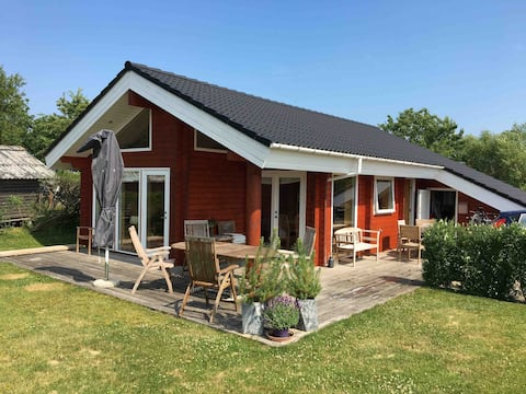 Sommerhus, 100 m til strand. Nær Esbjerg, Blåvand.
