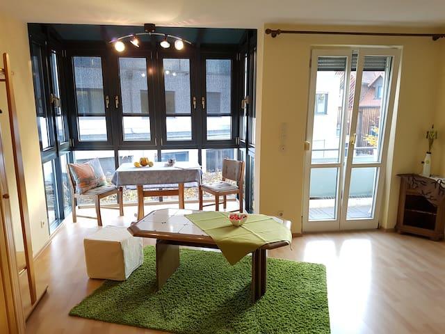 42 qm Appartement in Augsburg - Göggingen