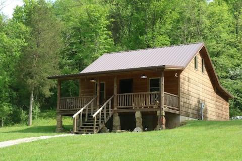 Serene cabin nestled on 235 acres