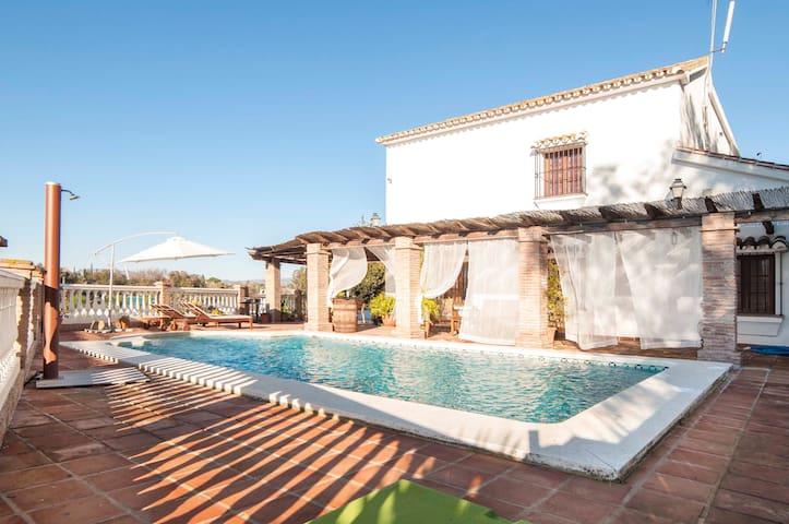 Vega Fahala rural villa w priv pool - Alhaurín el Grande - Villa