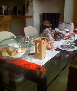 Graziosa tripla in edificio storico - Bergamo - Bed & Breakfast