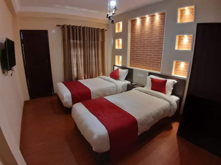 Asian Heritage Inn & Bistro - Twin room