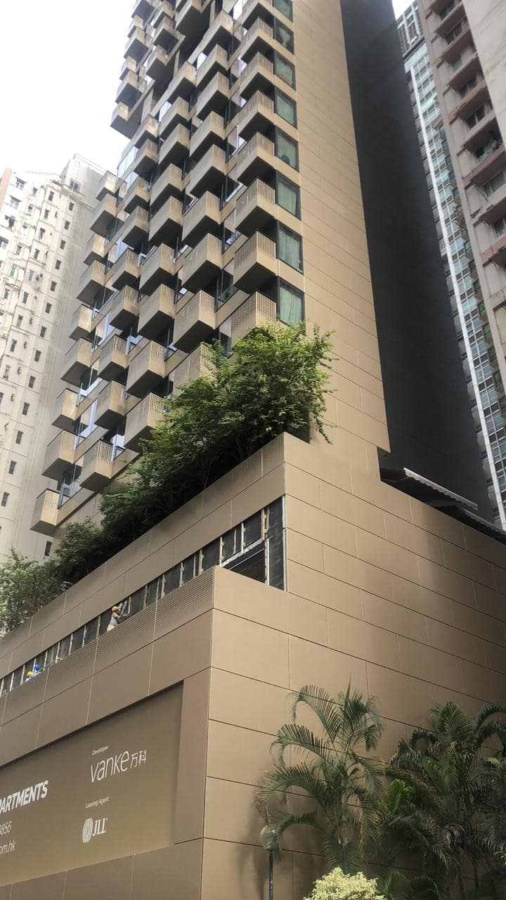 HK High Spec Serviced Apartment