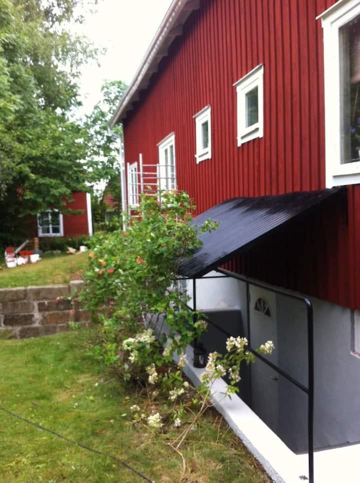 Studentboende, nära Örebro Universitet.