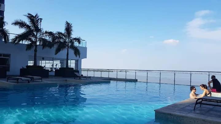 Resort Bellini RiverView Santana Airport Ecusuites