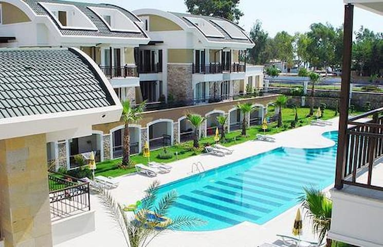 Studio apartment in Antalya - Antalya - Huis