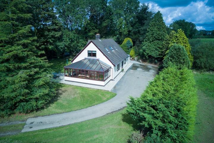 Comfortable farmhouse, nr Narberth, Pembrokeshire