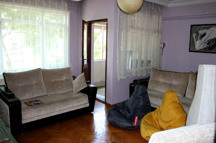 Nice decorated center apartment in the city - Beyoğlu - Apartament