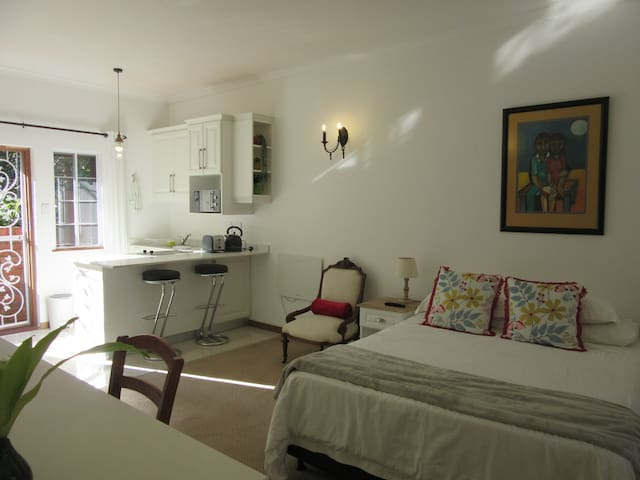 Palmiet Luxury Self-catering Guest suite