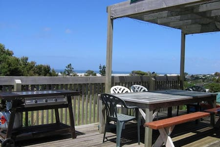 Sea Views and Privacy - Mangawhai Heads