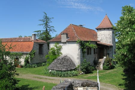 Hospitality in nature - Calvignac - Bed & Breakfast