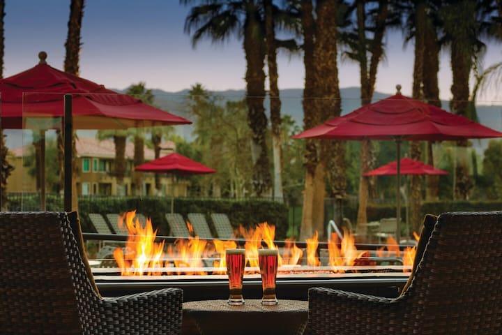 Marriott Villas II Guest RM Lovely Palm Desert