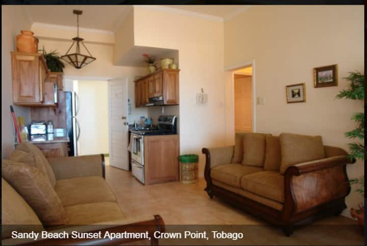 Sandy Beach Sunset Apartment #112