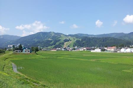 1室3名様 フジロックの宿泊に(7月27日~7月31日泊対応)2 - Minamiuonuma-shi - Bed & Breakfast