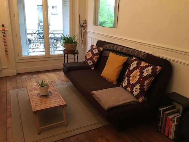 Cozy Room - closed to Montmartre