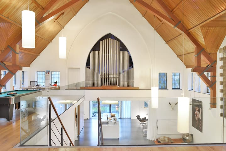 Transformed Church authentic/design - Heerlen