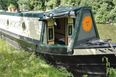 Oxford Traditional Narrowboat - Oxford - Boot