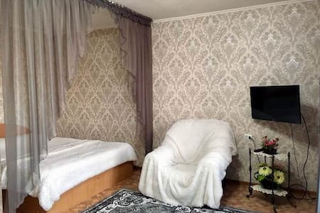 Люкс на Пл. Республики/1 bedroom on Republic sq