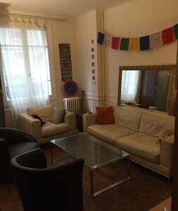 Bel appartement au coeur de Paris