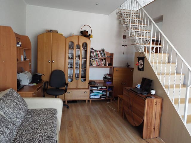T 2 confortavel e espacoso - Azambuja - Appartement