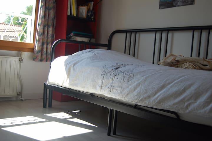 Chambre chez l'habitant à proximité de Bordeaux - Floirac - Casa