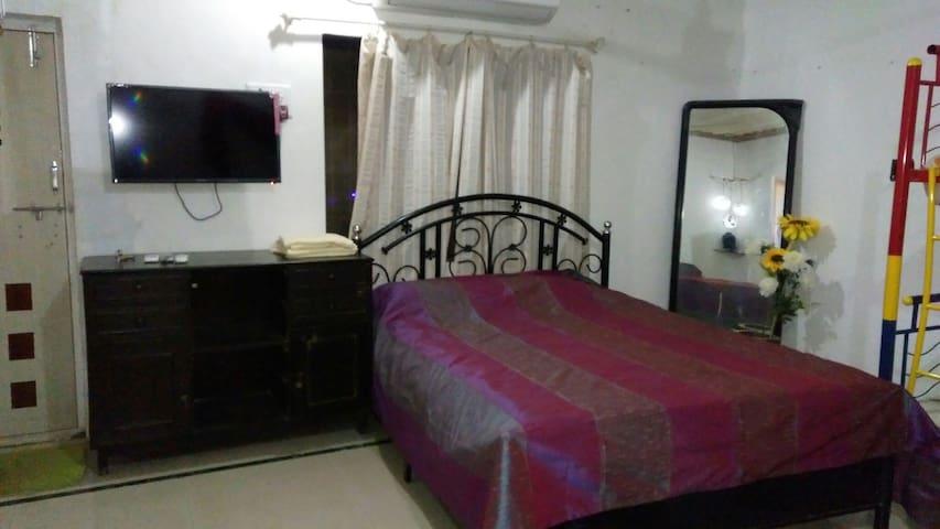 """Six Seasons Shrivardhan, """"Shishir Guest Room"""