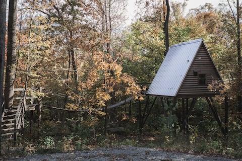 Treehouse Village - The Arrow
