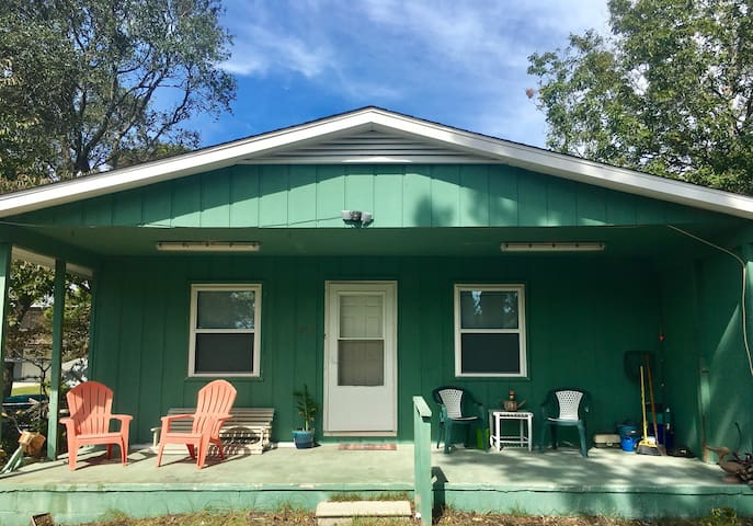 Sweet cottage close to Southport & Oak Island