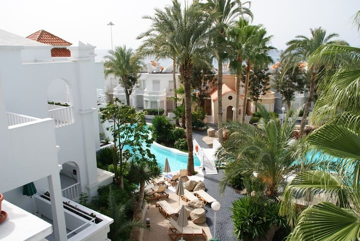 Charming apartment first beach line - Costa Adeje - Lägenhet