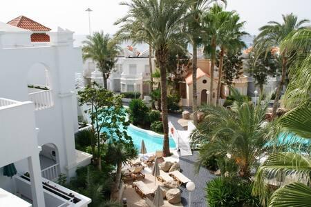 Charming apartment first beach line - Costa Adeje