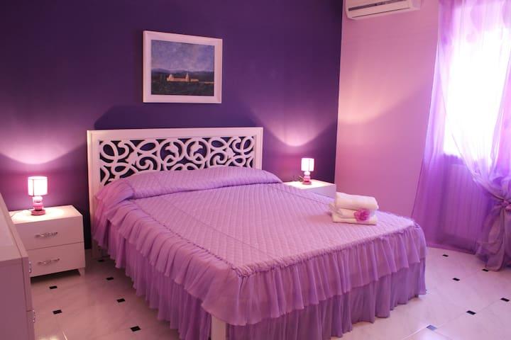La Residenza del Marchesato - B&B - Lilla Room - Marano Marchesato - Wikt i opierunek
