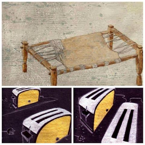 Mala Bindra - Bed & Breakfast