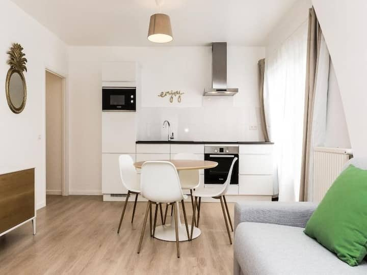 Epifania - Beautiful 1bdr in EU District, Brussels