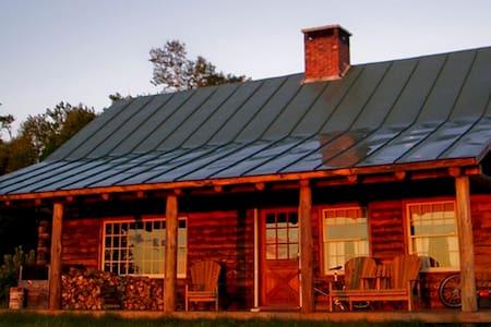 Vermont Hilltop Cabins - Topsham