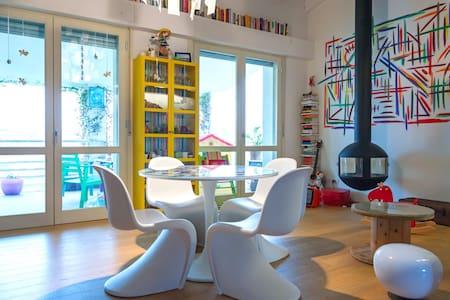 Stupendo Loft moderno e di design  - Reggio Emilia - Loft