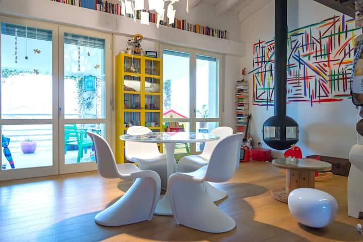 Stupendo Loft moderno e di design
