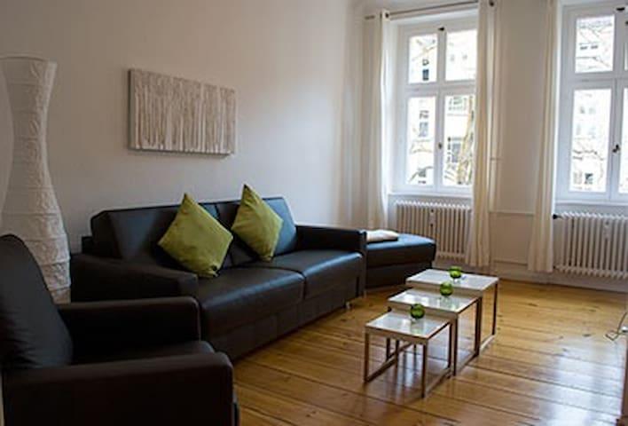 Altbau - Apartment im Bergmannkiez