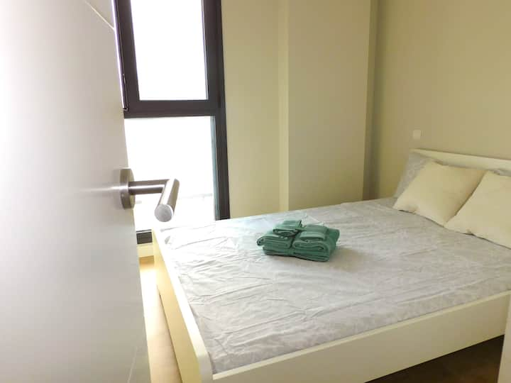 Habitación doble Complejo Residencial con Gimnasio