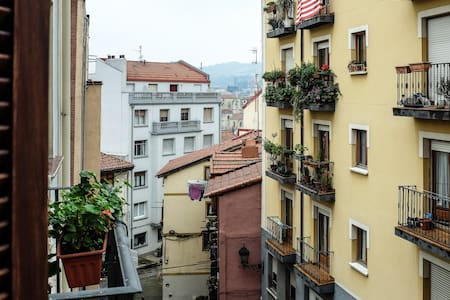 Cozy apartment to Old Town - Bilbao - Apartamento