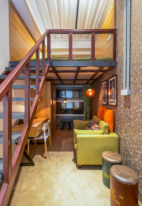 齐全的家具 无论是度假还是商旅都让你感觉到舒适方便