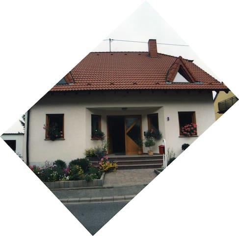 Ferienwohnung ruhige - Trier - Apartemen
